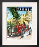 Rallye Prints by Chris Flanagan