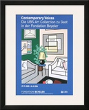 Post Visual Prints by Roy Lichtenstein