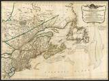 General Map of the Northern British Colonies in America, c.1776 Prints by Robert Sayer