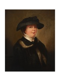Mrs Eleanor Barr, 1779 Giclee Print by Rev. Matthew William Peters