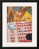 Le Cafe Prints by Pierre Bonnard
