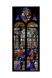 Window W5 Depicting Pentecost Giclee Print