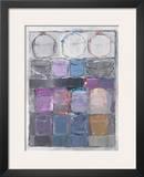 Impressions II Prints by Hooshang Khorasani