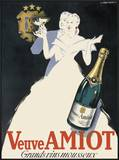Veuve Amiot, Grands Vins Mousseux Prints by Robert Falcucci