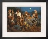 American Storytellers Print by Andy Thomas