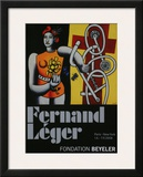 Going for a Ride in the Country Prints by Fernand Leger