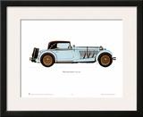 1928 Mercedes-Benz Print