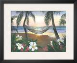 Twilight Hammock Prints by Scott Westmoreland