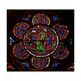 Window W10 Depicting the Virgin and Child Giclee Print