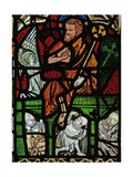 Window N2 Depicting the Resurrection Giclee Print