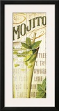 Mojito Prints by Lisa Audit