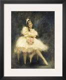 After The Recital Art by Richard Judson Zolan