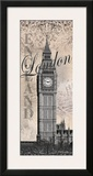 Big Ben Posters by Todd Williams