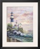 Lighthouse Picture Posters by Carl Valente