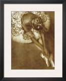 Pointe Posters by Joy Goldkind