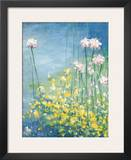 Water Garden Prints by Richard Judson Zolan