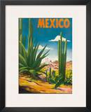 Mexico, Ciudad Juarez, Chihuahua, c.1950 Prints by  Magallon