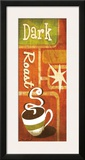 Retro Coffee I Poster by Stacy Gamel