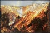 The Grand Canyon of The Yellowstone Posters by Thomas Moran