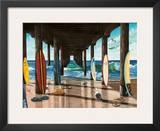 Pier Art by Scott Westmoreland