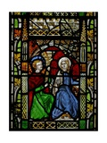 Window N2 Depicting the Annunciation Giclee Print