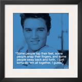 Elvis Presley: Sway Prints
