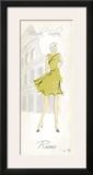 Fashion Lady IV Art by Avery Tillmon