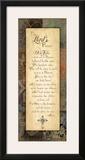 Lord's Prayer Poster by Jo Moulton