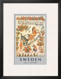 Dalarna, Sweden, c.1959 Print