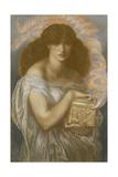 Pandora, 1878 Giclee Print by Dante Gabriel Rossetti