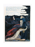 Illustration from 'Europe: a Prophecy', Lambeth, 1794 Giclée-Druck von William Blake