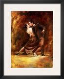 The Tango Print by Richard Judson Zolan