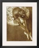 Pointe Prints by Joy Goldkind