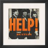 The Beatles: Help! Print
