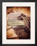 Reason no. 31: Cowboy is his name Posters by Shawnda Eva