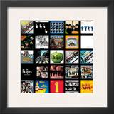 The Beatles: Album Collection Music Poster Prints
