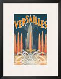 Versailles, France c.1930 Posters by F. Prodhomme
