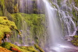 Under Lower Proxy Falls Photographic Print by Vincent James