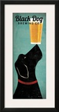Black Dog Brewing Co. Posters by Ryan Fowler