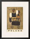 Poland: Land of Folklore, c.1963 Posters by W. Kaczanowski