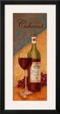 Cabernet Prints by Jane Carroll