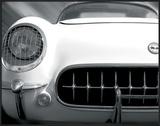 Royal Corvette Framed Giclee Print by Richard James