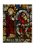 Window Nw Depicting St Martin Exorcises a Devil Giclee Print
