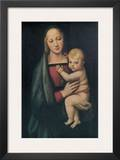 The Madonna Del Granduca Art by  Raphael