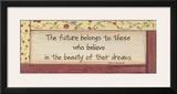 The Future Prints by Karen Tribett