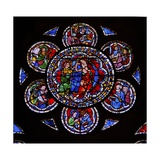 Window W9 Depicting the Doubting St Thomas Giclee Print