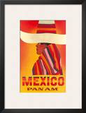 Pan American: Mexico, c.1968 Prints