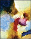 Semilla de un Poema Framed Giclee Print by Javier Lopez Barbosa