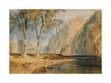 Bolton Abbey, C.1825 Giclee Print by J. M. W. Turner