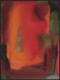 Aglow Framed Giclee Print by Nancy Ortenstone